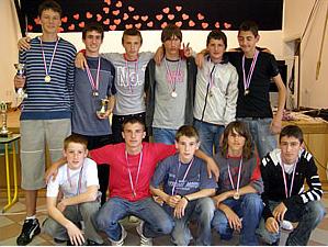 Sa dodjele medalja