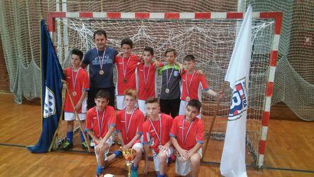 OŠ Bistra 2. mjesto na natjecanju OŠ R. Hrvatske u futsalu 2017. 010