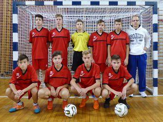 Nogomet A skupina OŠ P. Belasa 27.09.2017 (1)